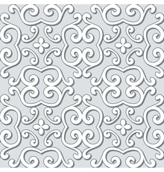Grey pattern vector