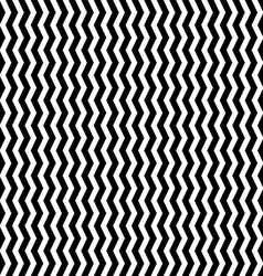 Vertical zigzag seamless pattern vector