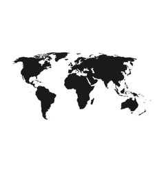 World map - vector image