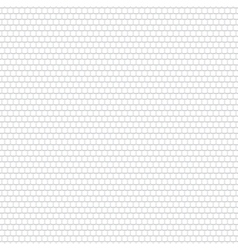Background made of white squares vector