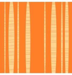 Retro background of red stripes vector