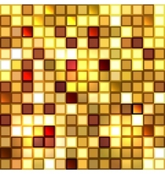 Bright shiny seamless mirror mosaic vector