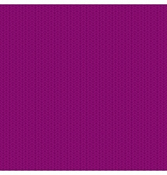 Modern purple seamless knitted texture vector