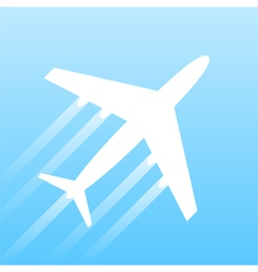 Airplane transport vector