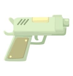 Gun icon cartoon style vector image