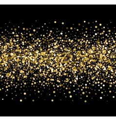Color glitter background vector image vector image