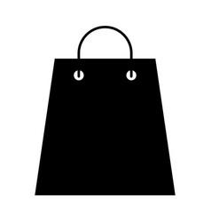 Shopping bag isometric icon vector