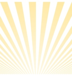 Sunny striped background vector image