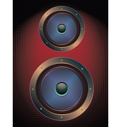 Audio speaker icon3 vector