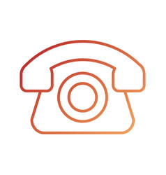 Logistic call center delivery telephone service vector