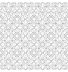 Moroccan or arabic pattern vector image