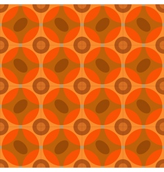 Seamless pattern Maybe used in cafe coffee themes vector image