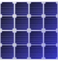 solar panel vector image vector image
