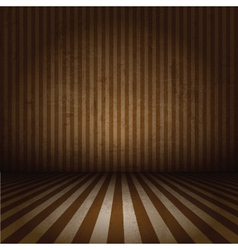 grunge style interior vector image