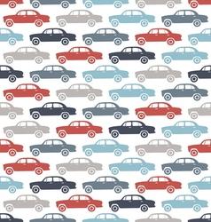 Car pattern3 vector