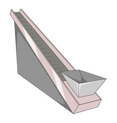 Elevator icon cartoon style vector image vector image