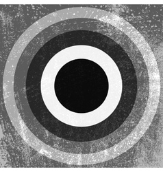 Grunge target vector