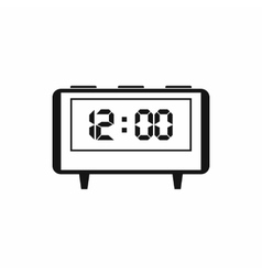 Watch icon simple style vector image vector image