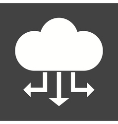 Cloud data distribution vector