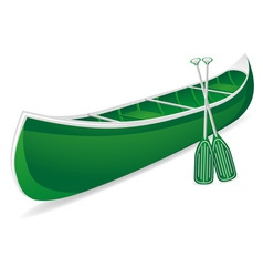 Canoe 02 vector