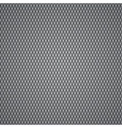 Background made of gray pyramids vector