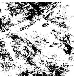 Grunge texture sketch crumpled vector image