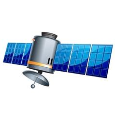 Sputnik vector image