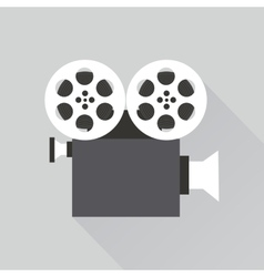 Cinema object vector