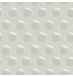 Bubbles pattern vector image vector image