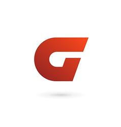 Letter g a logo icon design template elements vector