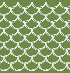 Mermaid tail seamless pattern vector