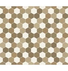 Seamless vintage soccer pattern EPS 10 vector image