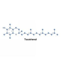Tocotrienol vitamin e vector