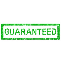 Office stamp guaranteed vector
