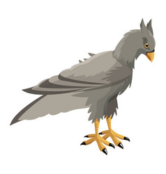 hippogriff greek mythological creature legendary vector image