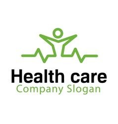 Healthy care design vector