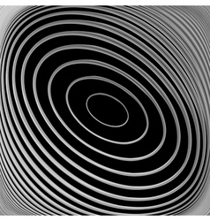 Design monochrome whirl circular background vector
