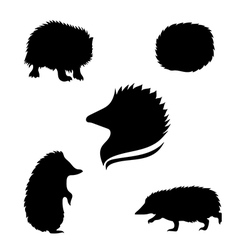 Hedgehogset vector