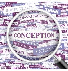 Conception vector