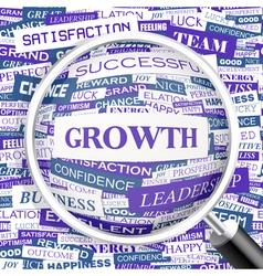 Growth vector