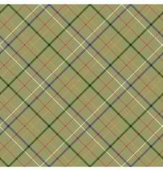 Heckered diagonal tartan seamless fabric texture vector