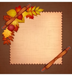Framework for a photo or invitations vector image