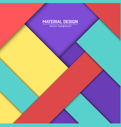 material design background abstract vector image