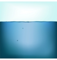 Still water background vector