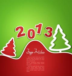 2013 vs vector image vector image