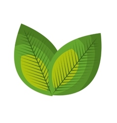 eco green environmental poster vector image