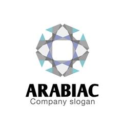 Arabiac design vector