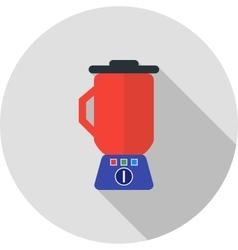 Coffee blender vector