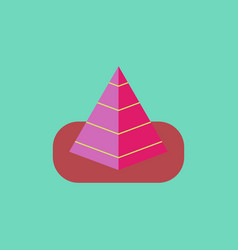 Egypt pyramid vector