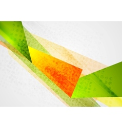 Bright abstract modern background vector